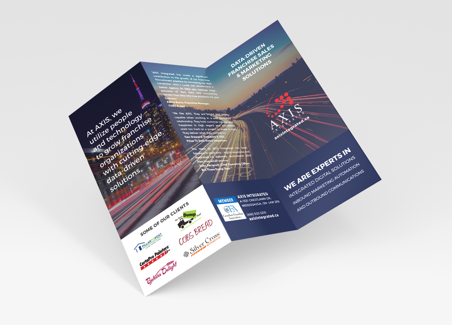AXIS Brochure outer